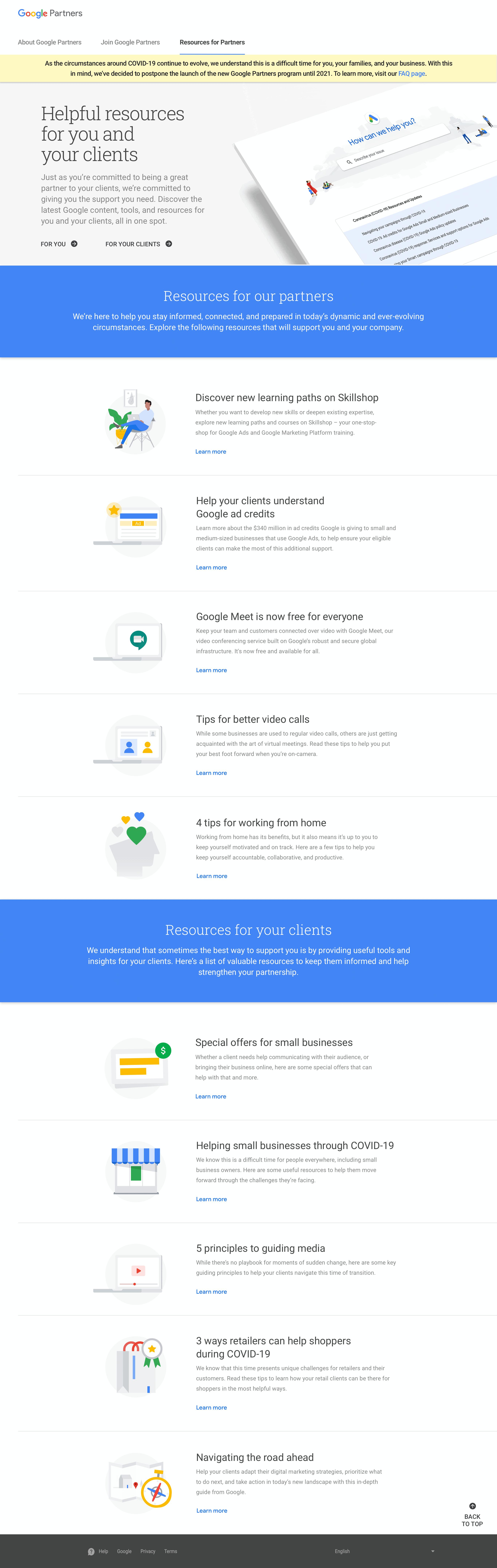 Google Partners Resources [D] US_2x